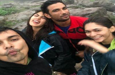 Sushant Singh Rajput treats rumoured girlfriend Rhea Chakroborty's with 'happiest birthday'; here's proof
