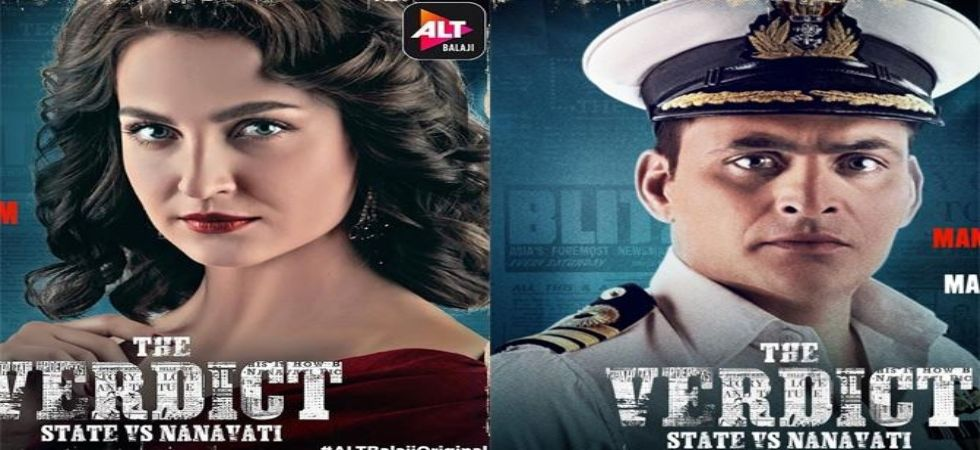 How web-series'The Verdict- State Vs Nanavati' is different from movies based on case