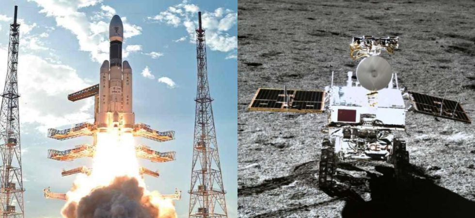 India's Chandrayaan-2 Vs China...