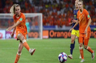 FIFA Women's World Cup 2019: Netherlands beat Sweden, enter finals for first time