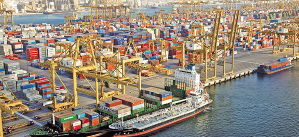 India-UAE Trade (Photo Credit: Twitter)