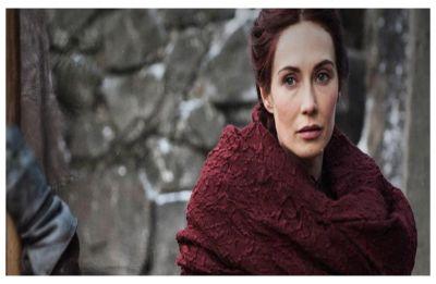 #MeToo impacted nudity in 'Game of Thrones' says Carice van Houten
