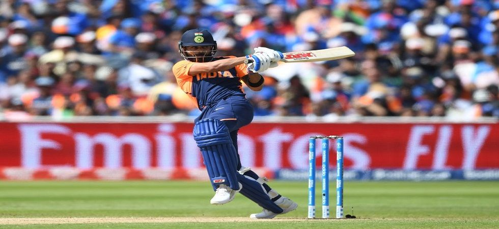Indian team have qualified for the semi-final of World Cup 2019 (Image Credit: Twitter)