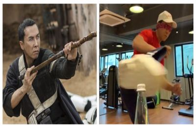 Jason who? 'Rogue One: A Star Wars Story' star Donnie Yen does #BottleCapChallenge blindfolded