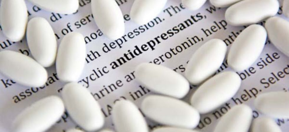 Antidepressants reduce mortality by 35% in people with diabetes.