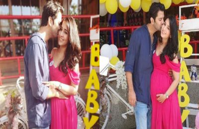 Barun Sobti and wife Pashmeen Manchanda blessed with baby girl, name her Sifat