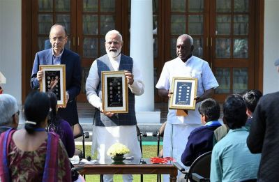 Union Budget 2019: Govt to soon put in circulation new series of divyang-friendly coins of up to Rs 20