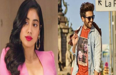 THIS star kid to star alongside Janhvi Kapoor and Kartik Aaryan in Dostana 2, any guesses?