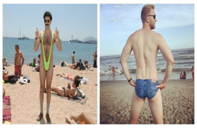 International bikini day 2019: Forget bikinis, let's look at some horrifying MANKINIS you wish you could unsee