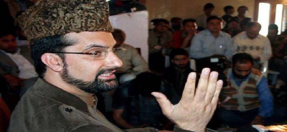 Hurriyat Conference (M) chairman Mirwaiz Umar Farooq has started an initiative for the return of Kashmiri Pandits. (File Photo)