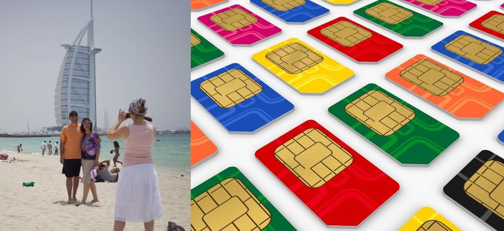 UAE to give free mobile phone SIM cards to tourists (Photo Credit: Twitter)