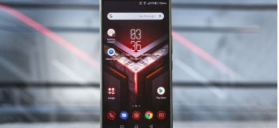 Asus ROG Phone 2 (Photo Credit: Twitter)