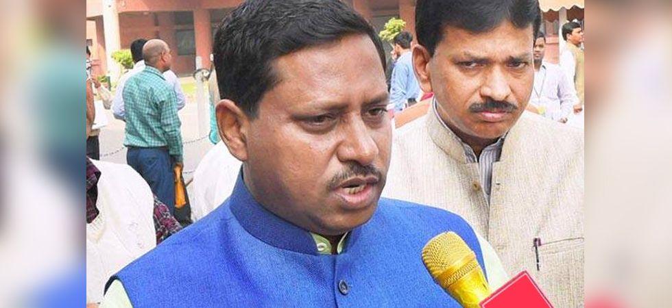 BJP MP Ram Shankar Katheria (File Photo)