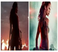 Kangana's 'Dhaakad's poster looks similar to Alicia Vikander 's 'Tomb Raider'? Here are other Hindi film posters that were 'copied' from Hollywood