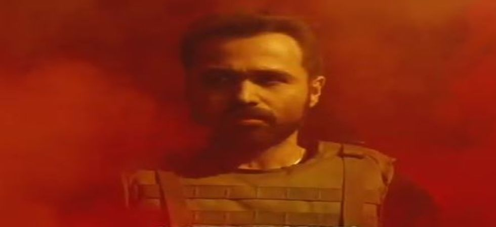 Emraan Hashmi's first look for Netflix series 'Bard of Blood' out!