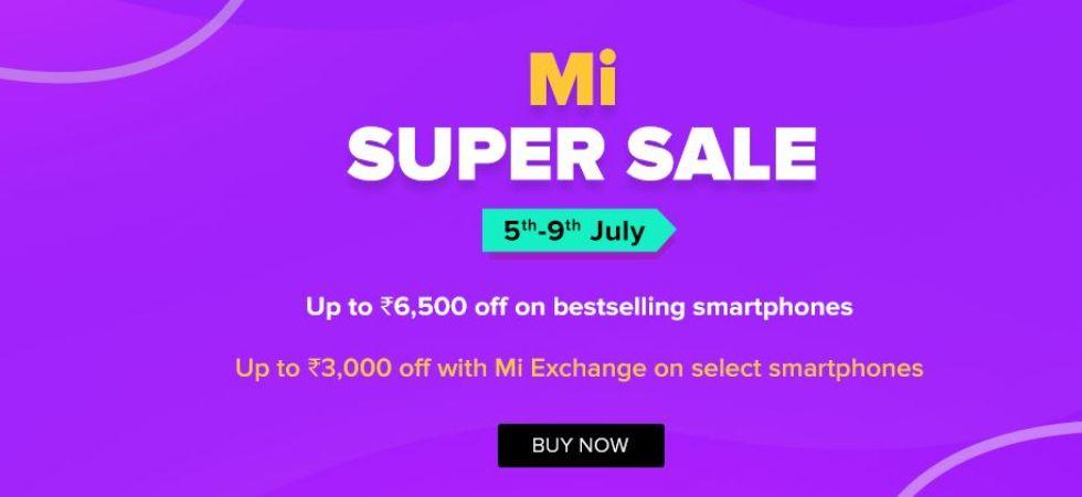 Mi Days sale (Photo Credit: Xiaomi)
