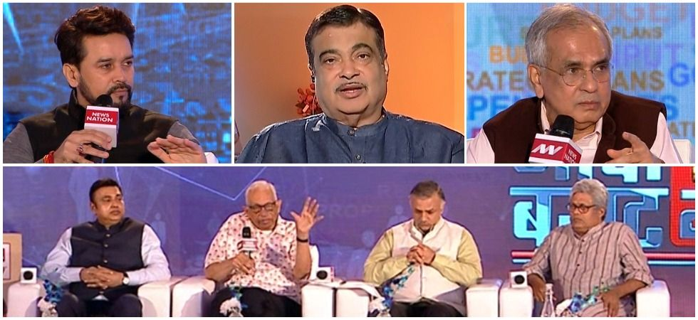 Spread over four sessions, eminent speakers such as Union Minister Nitin Gadkari, Niti Aayog Vice-Chairman Rajiv Kumar and veteran journalist Gautam Chikarmane dissected the finer points of the most important event in India's fiscal calendar.