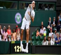 Roger Federer enters last 16 of Wimbledon, Rafael Nadal and Serena Williams also makes progress