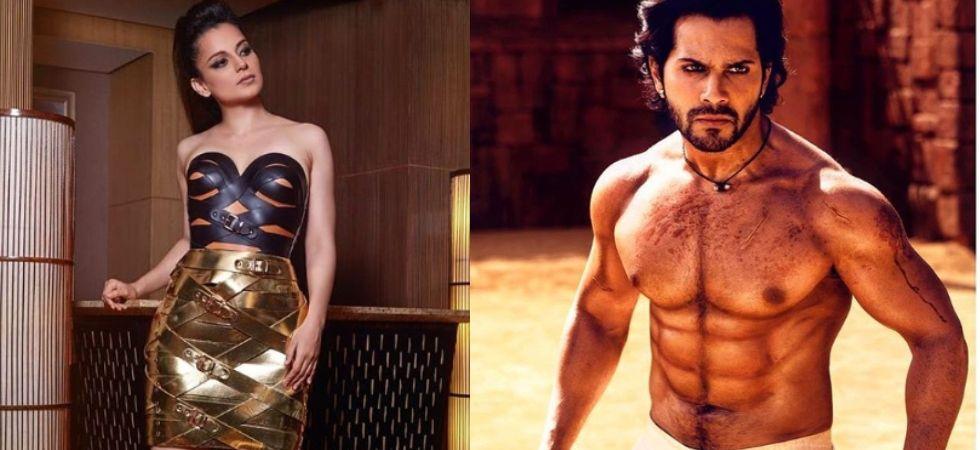 Kangana Ranaut's Dhaakad to challenge Varun Dhwan's Rannbhoomi!