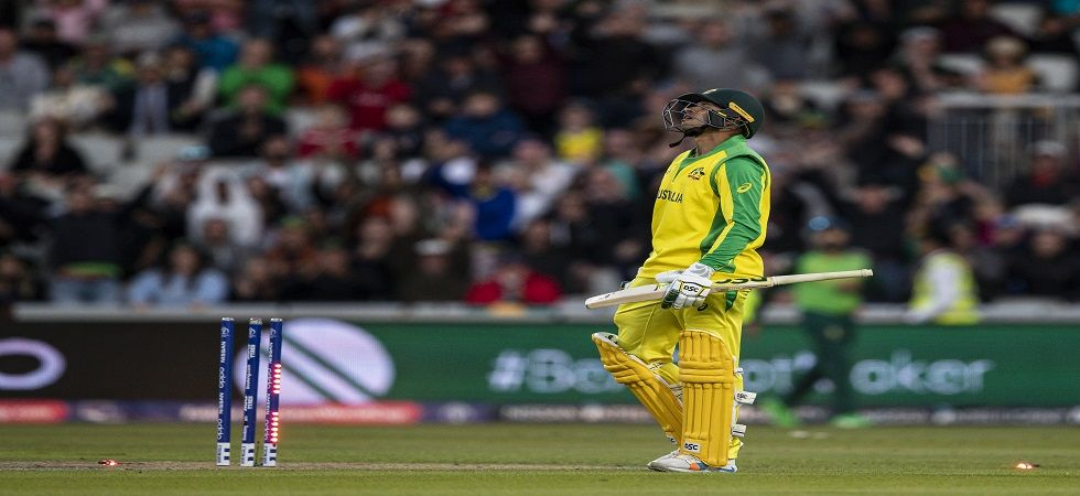 Usman Khawaja is in doubt for the remainder of the World Cup and faces a race against time to be fit for the Ashes. (Image credit: Getty Images)