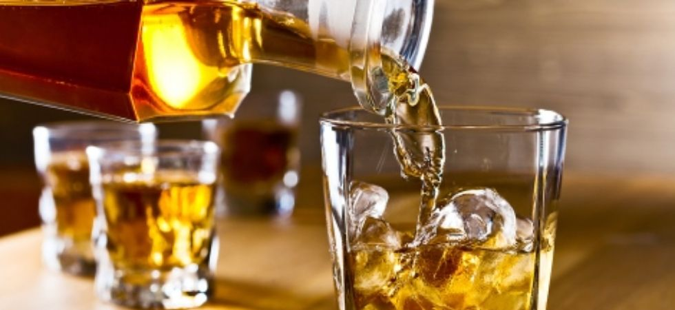 Giving up alcohol may boost mental well-being.