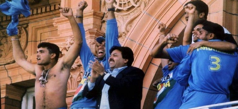 Soura Ganguly, the former India cricket team captain, turned 47 on July 8. (Image credit: Twitter)