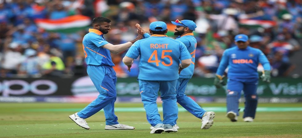 India will be aiming to beat New Zealand for the first time in a World Cup clash in England. (Image credit: Getty Images)