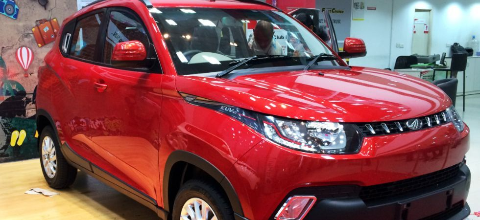 Mahindra's TUV300, Marazzo, Scorpio, Thar discounts (File Photo)