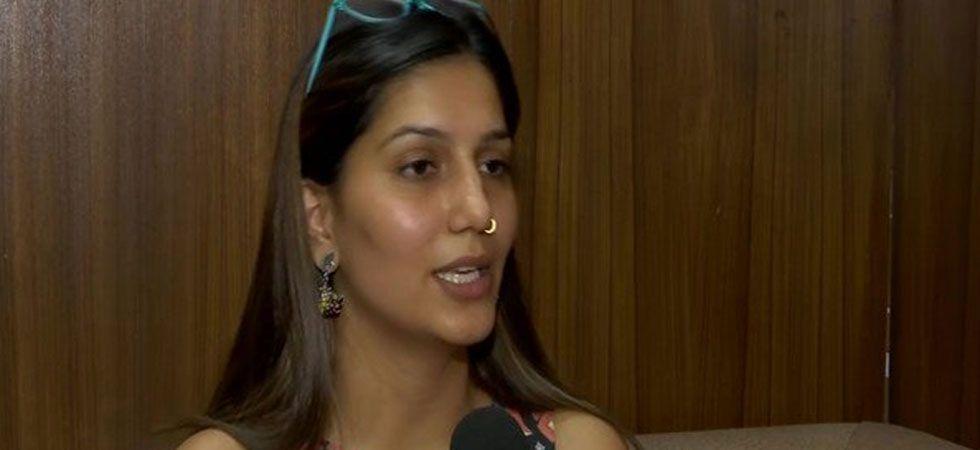Sapna Choudhary said that she will do whatever BJP tells her. (Image CreditL: ANI)