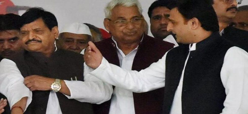 Shivpal Yadav also made it clear that he won't be going back to his erstwhile Samajwadi Party. (File Photo: PTI)