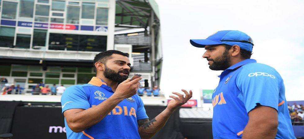 Virat Kohli will be determined to get the better of Kane Williamson as India eye a final spot in the ICC Cricket World Cup 2019 with a win over New Zealand. (Image credit: Getty Images)