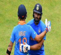 Rohit Sharma closes gap on Virat Kohli in No.1 ranking for ODI batsmen