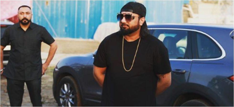 Honey Singh booked for 'vulgar' lyrics in his new song.