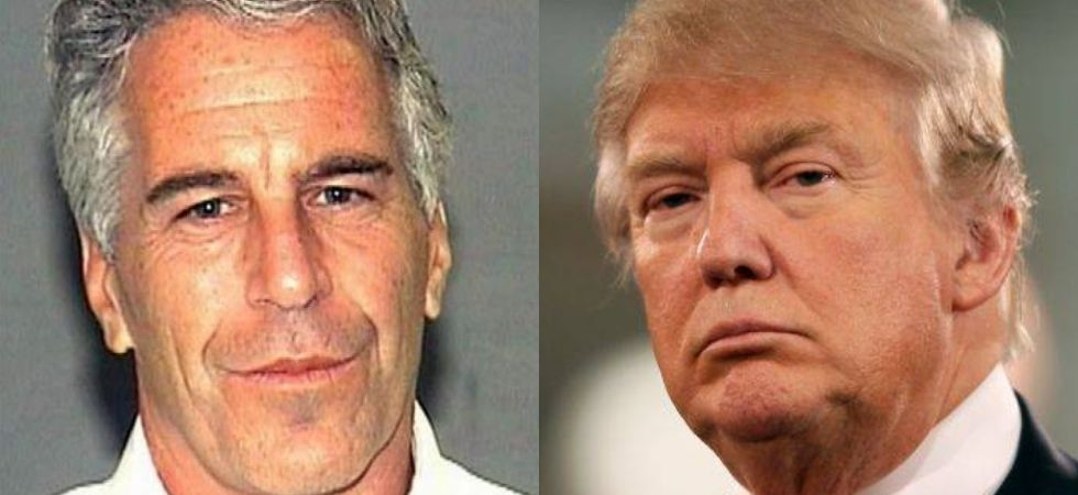 Donald Trump once called Jeffrey Epstein a 'terrific guy.' (File Photo)