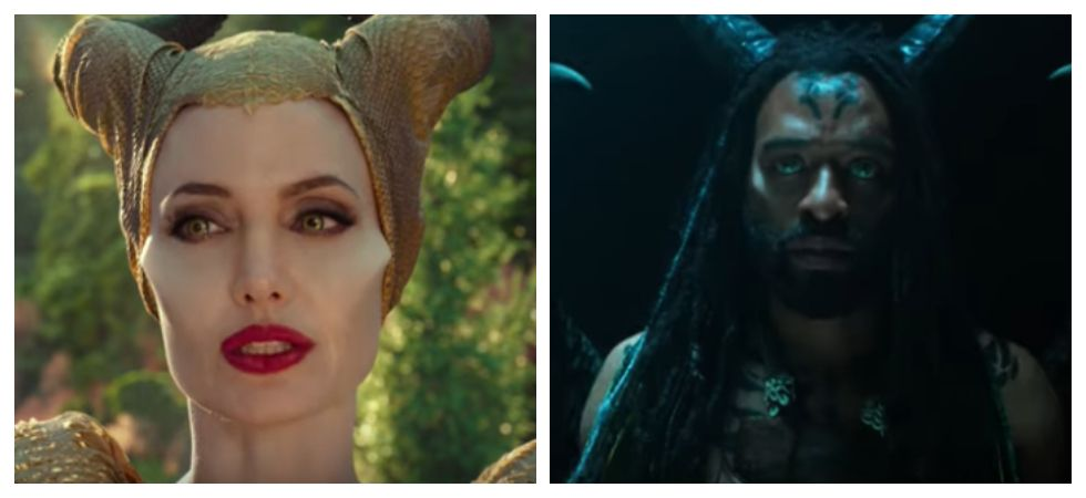 The trailer of Angelina Jolie and Elle Fanning's Maleficent 2 (Photo: YouTube)