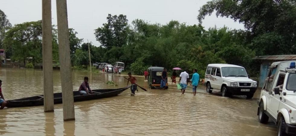 Assam Flood (Image for representational purposes)
