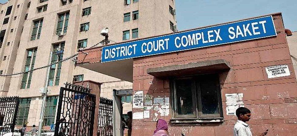 Saket Court in south Delhi