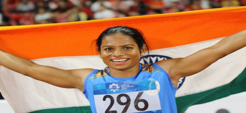 Dutee Chand wins 100m gold in World Universiade to create history (Image Credit: Twitter)