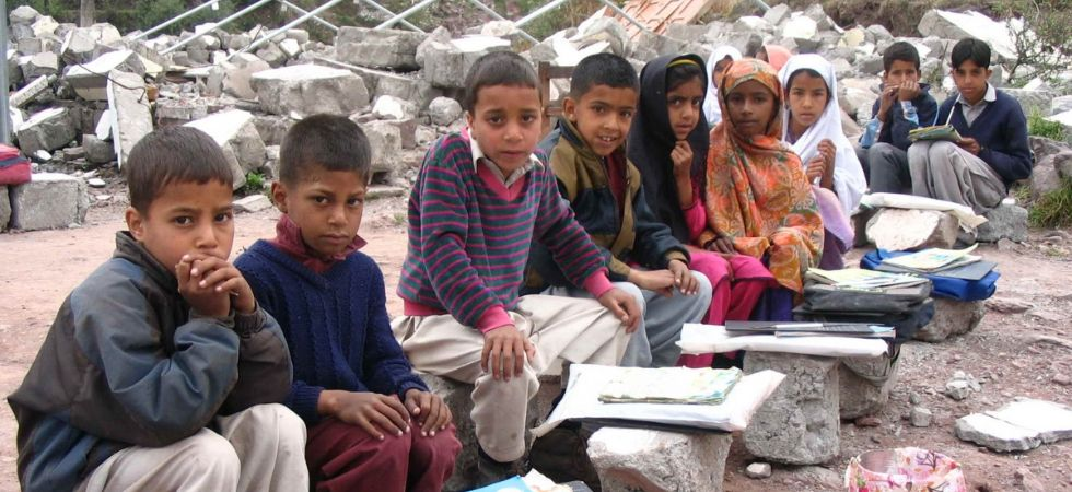 One in four children in Pakistan will remain uneducated by 2030 (Photo Credit: Twitter)