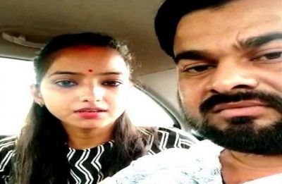 In video, UP BJP MLA's daughter fears for life after marrying lower caste man