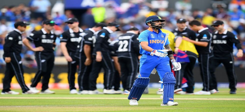 New Zealand put in an inspired performance to beat India by 18 runs and knock Virat Kohli's side out of the ICC Cricket World Cup 2019. (Image credit: Getty Images)