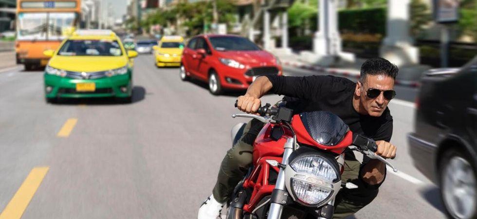 Akshay Kumar in Forbes List of World's Highest-paid celebs!