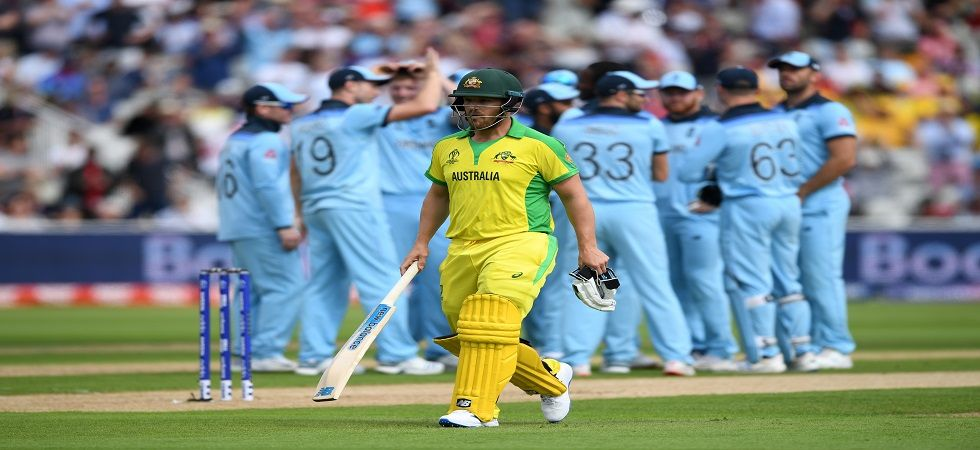 England through to World Cup final after upstaging Australia at Edgbaston in Birmingham (Image credit: Getty Images)