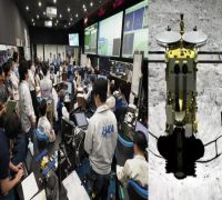 Japan's ambitious Hayabusa2 probe successfully lands on distant asteroid