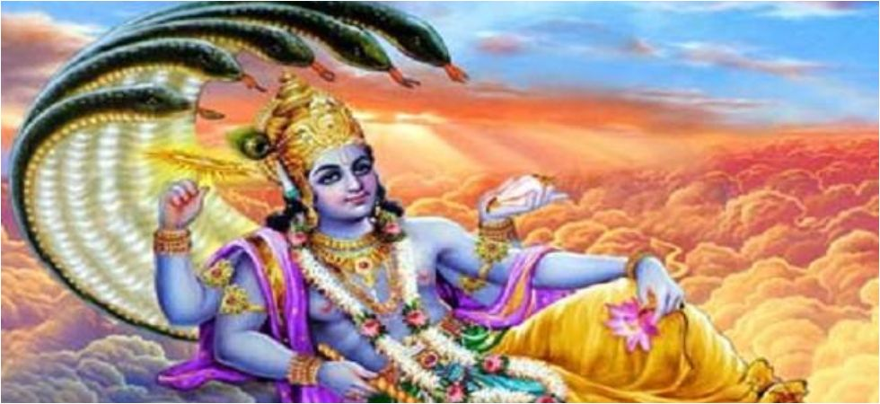 After four months, in the month of Kartik, the Devuthayani Ekadashi marks the end of Lord Vishnu's 'Yog Nidra.'