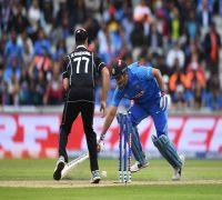 Ardent Indian cricket fan dies after MS Dhoni's run out against New Zealand