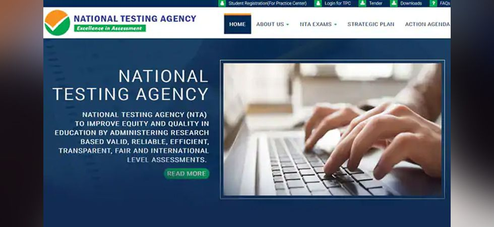 National Testing Agency