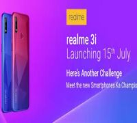 Realme 3i to debut in India on July 15: Expected price, specs inside