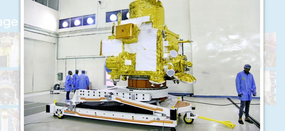 Chandrayaan 2 launch is scheduled at 2:51 am on July 15 (Photo Credit: ISRO)