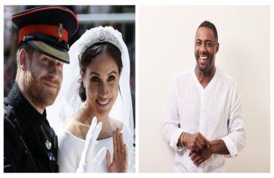 Idris Elba reveals which 'playlist' Meghan Markle sent ahead of DJing royal wedding